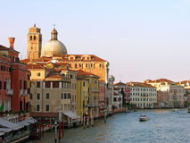 Grand Canal, Venice, Italy Stock Photos