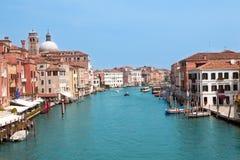 Grand canal  Venice Italy Stock Photo