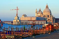 Grand canal Venice Italy Royalty Free Stock Image