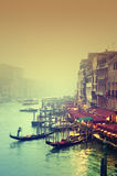 Grand Canal, Venice - Italy Royalty Free Stock Photos