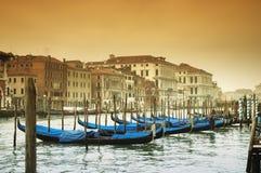 Grand Canal, Venice - Italy Royalty Free Stock Photos