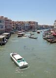 Grand Canal Venice Italy Royalty Free Stock Photos