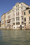 Grand Canal in Venice (Italy) Stock Images