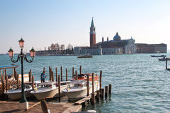 Grand Canal, Venice, Italy Royalty Free Stock Photos