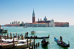 Grand Canal, Venice, Italy Royalty Free Stock Photography