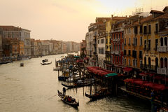 Grand Canal Royalty Free Stock Photos