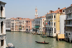 Grand Canal, Venice, Italy Stock Image