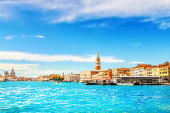 The Grand Canal, Venice Royalty Free Stock Photos