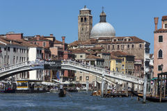 Grand Canal - Venice - Italy Stock Images