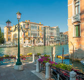 Grand Canal, Venice, Italy Stock Images