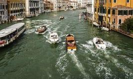 Grand Canal Venice, Italy Stock Photo