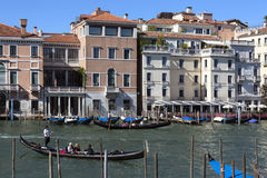 Grand Canal - Venice - Italy royalty free stock image