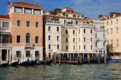 The Grand Canal, Venice, Italy Stock Images
