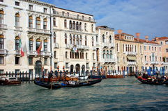 The Grand Canal, Venice, Italy Royalty Free Stock Photo
