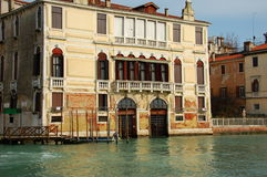 The Grand Canal, Venice, Italy Stock Image