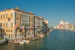 Grand Canal, Venice, Italy Royalty Free Stock Photo