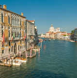 Grand Canal, Venice, Italy Royalty Free Stock Photo