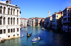 The Grand Canal Stock Photos