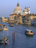 Grand Canal - Venice - Italy Royalty Free Stock Photo