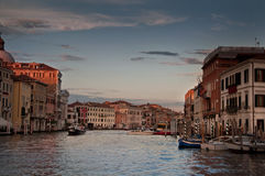 Grand Canal , Venice, Italy Stock Photography
