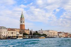 Grand Canal. Venice. Italy Stock Image