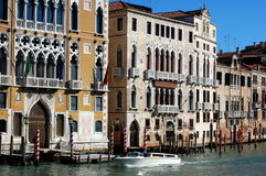 Grand Canal, Venice, Italy Stock Photography
