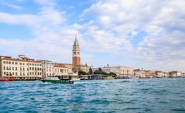 Grand Canal. Venice. Italy Royalty Free Stock Image
