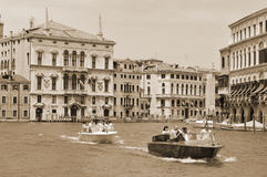 The Grand canal Royalty Free Stock Photos
