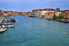 The Grand canal Stock Photography