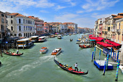 The Grand canal Royalty Free Stock Image