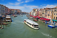 The Grand canal Stock Photo