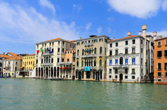 The Grand canal Royalty Free Stock Photography
