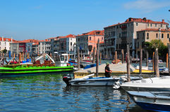 The Grand canal Royalty Free Stock Images