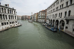 The Grand Canal of Venice Stock Photo