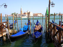 The Grand Canal, Venice. The Grand Canal - the most famous canal in Venice Royalty Free Stock Photo