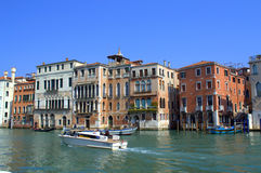 Grand Canal,Venice Royalty Free Stock Photography