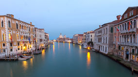 Grand Canal Venice Royalty Free Stock Photography
