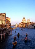 Grand Canal, Venice. Royalty Free Stock Photography