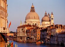 The Grand Canal, Venice. Royalty Free Stock Photography