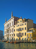 Grand canal in Venice Royalty Free Stock Image
