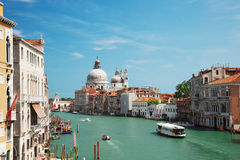 Grand Canal, Venice. Stock Image