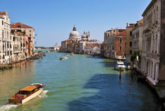 The Grand Canal of Venice Royalty Free Stock Image
