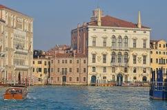 Grand Canal, Venice Royalty Free Stock Photos
