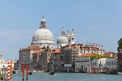 Grand Canal Venise Photos stock