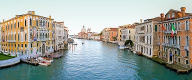 Grand Canal Venise Image libre de droits