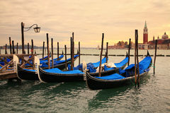 Grand Canal View Royalty Free Stock Photo