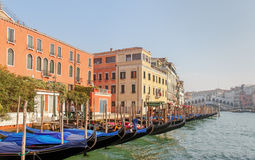 Grand canal. Stock Photo