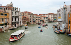 Grand Canal Royalty Free Stock Images