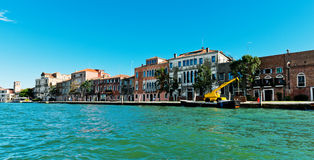 Grand canal view. Venice Stock Photography