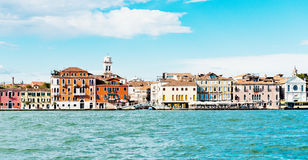 Grand canal view. Venice Stock Photo
